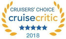Cruise Critic Cruisers' Choice 2018