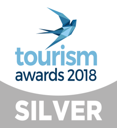 Tourism Awards 2018 Silver
